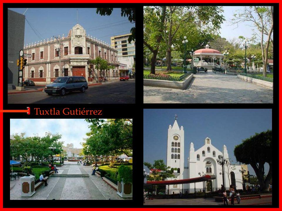 Tuxtla Gutiérrez es la capital del estado de Chiapas desde el 9 de agosto de 1892. Su primer nombre proviene de la palabra Coyatocmoen, zoque y en náh