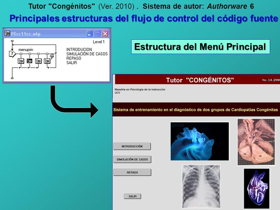 Tutor Congénitos (Ver.2010).