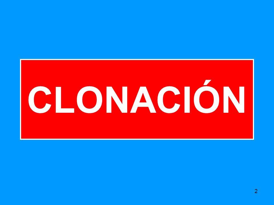 2 CLONACIÓN