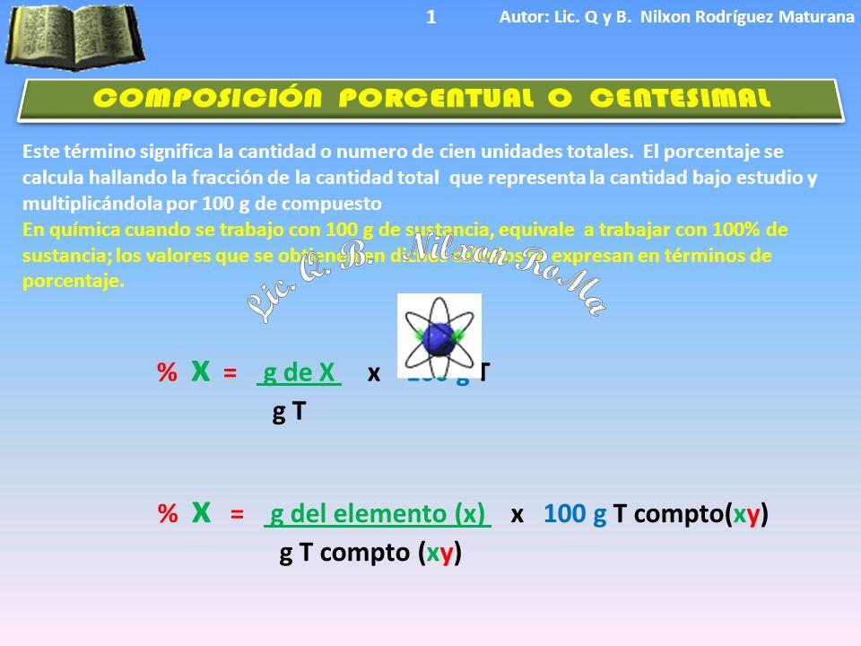 Este término significa la cantidad o numero de cien unidades totales. El porcentaje se calcula hallando la fracción de la cantidad total que represent
