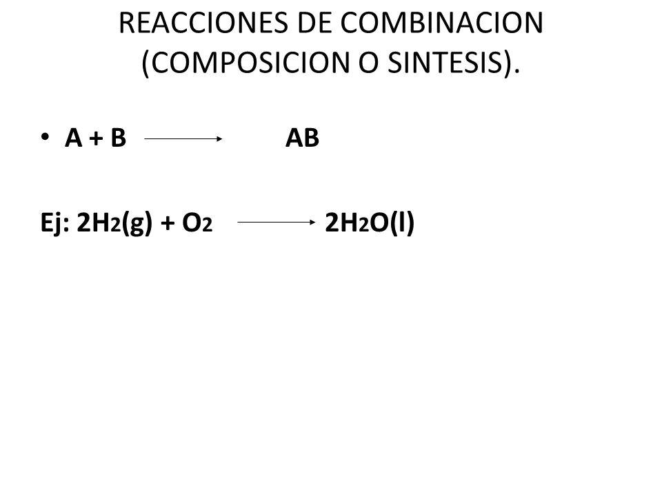 Agente reductor: Elemento o compuesto que cede electrones oxidándose, pero hace que otra se reduzca.