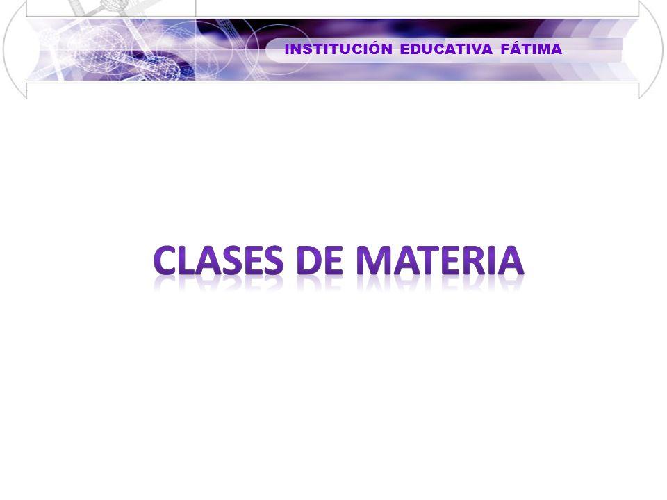 INSTITUCIÓN EDUCATIVA FÁTIMA