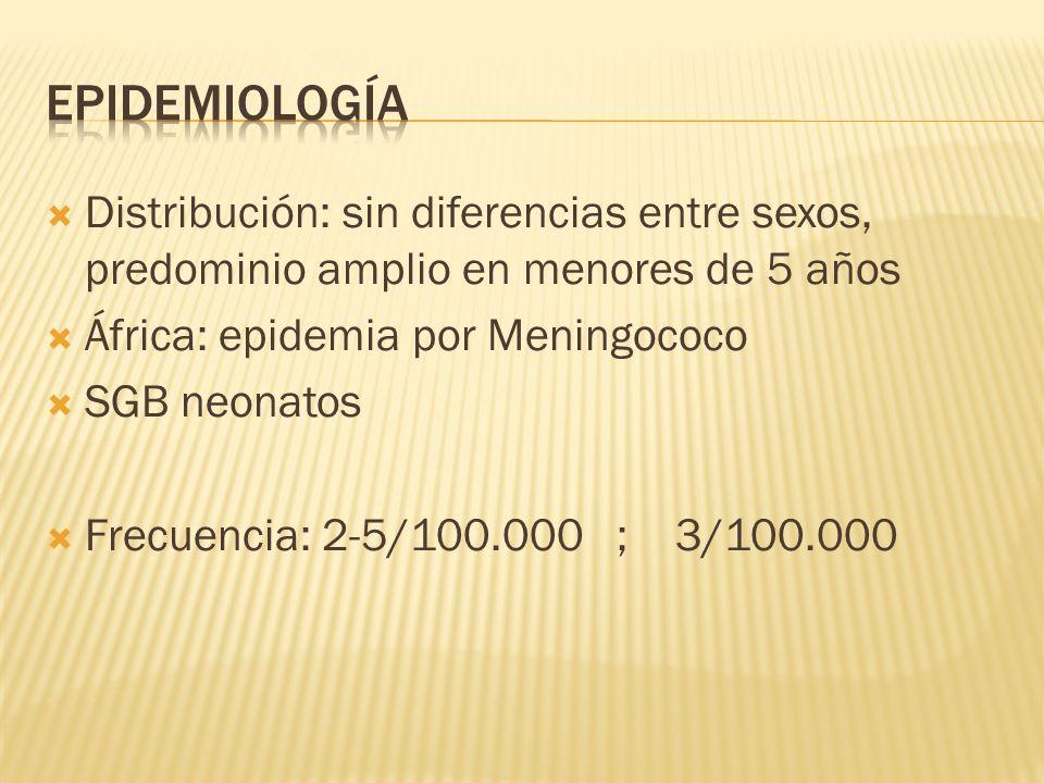 Foco infeccioso de ingreso Diseminación Impregnación Inflamación