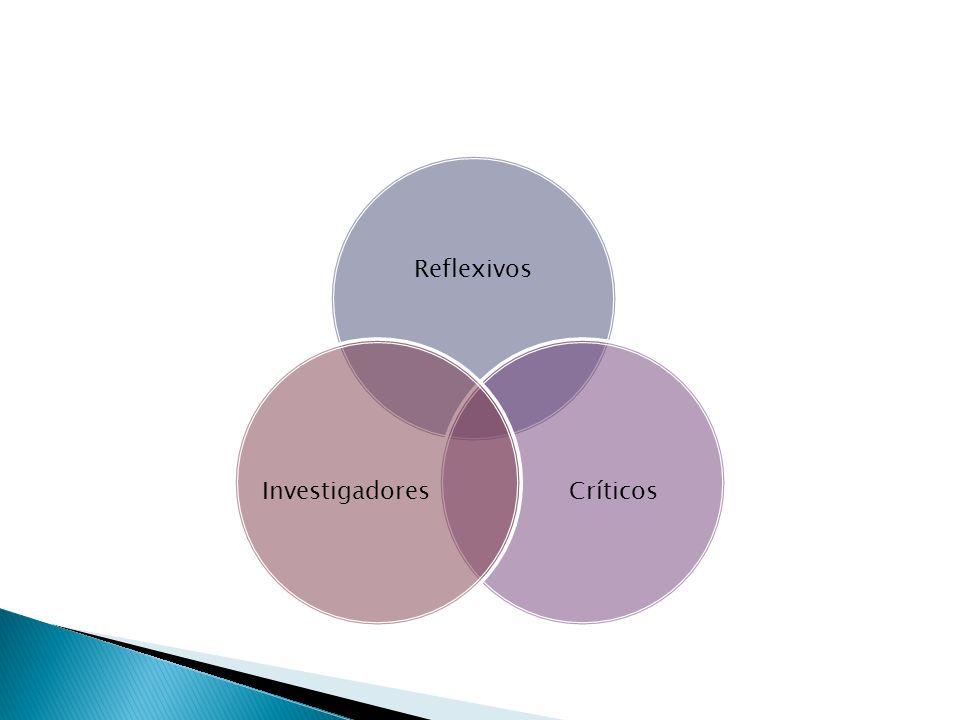 Reflexivos CríticosInvestigadores