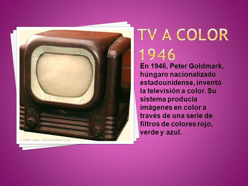 En 1940, Estados Unidos creó la National Televisión System Comitee (NTSC) el cual velaba porque las normas de fabricación de los aparatos de TV fueran compatibles entre las diferentes empresas americanas dedicadas a su fabricación.