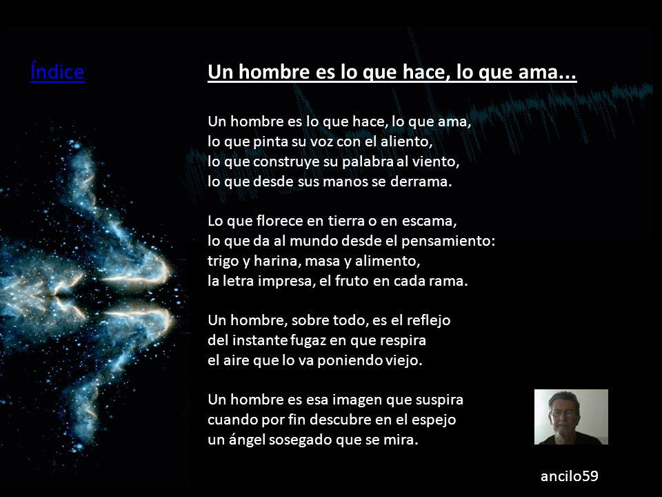 Carmen González Huguet Índice Siguiente: