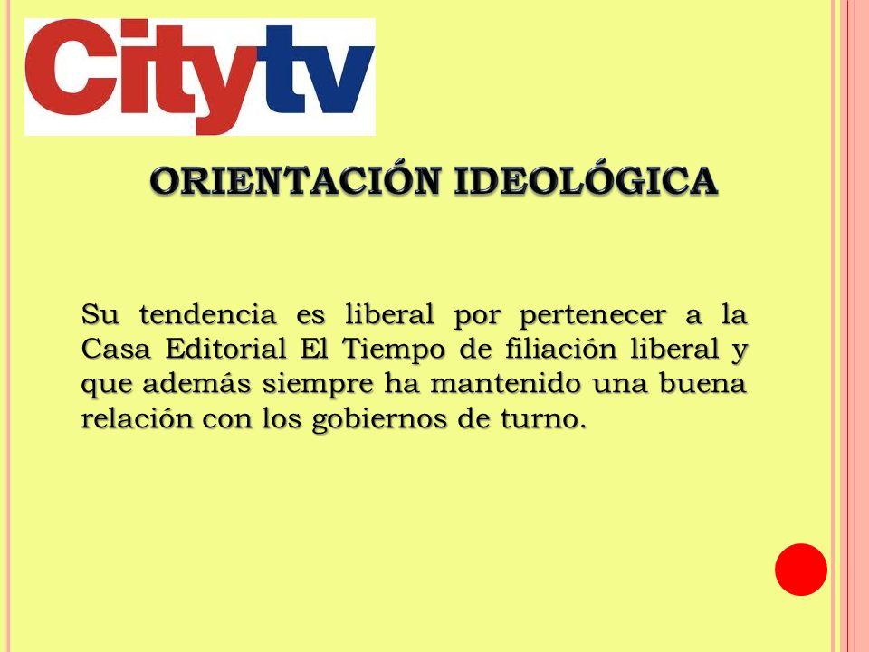 Tercera cadena de radio en Colombia.
