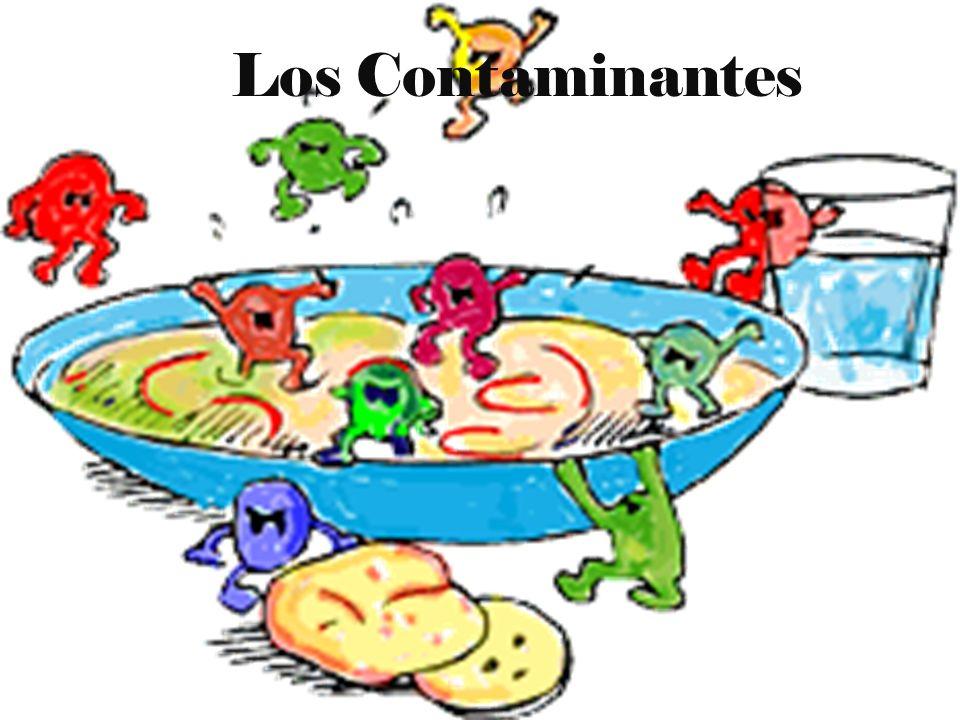 Los Contaminantes