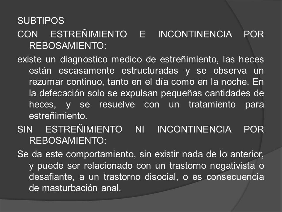 Criterios para el diagnóstico del Trastorno de movimientos estereotipados A.
