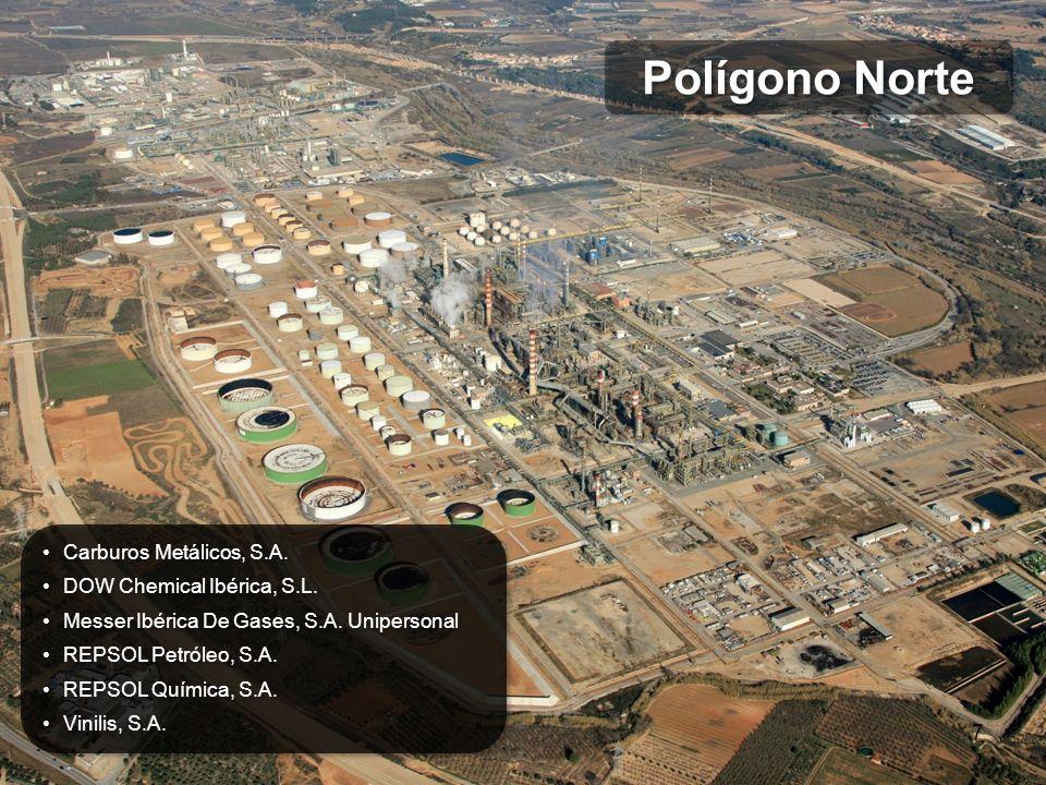 Polígono Sur Asfaltos Españoles, S.A.Ashland Industries Hispania, S.A.