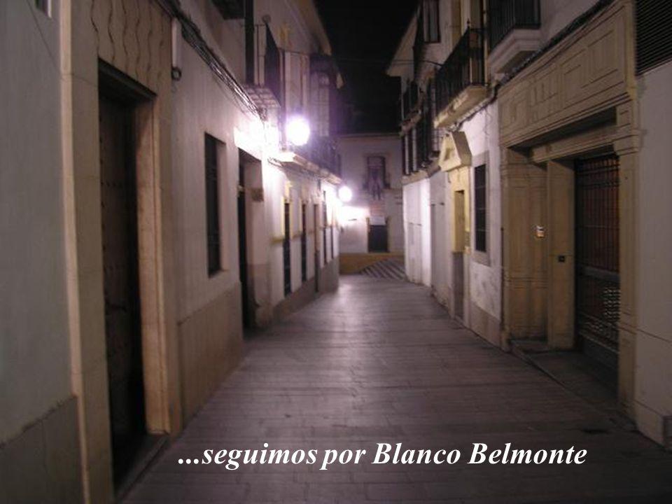 Demos Demos un paseo por las calles de Córdoba.