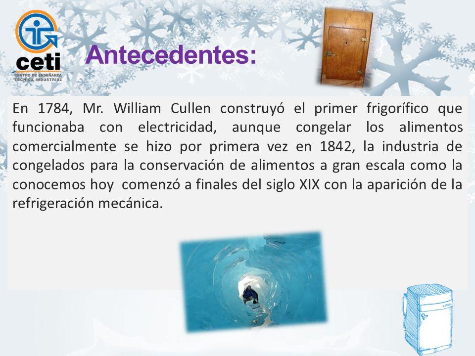 Los refrigerantes y congeladores son una opción bastante buena en cuanto a la conservación de los alimentos ya que al aplicar el frío se consigue alargar su vida de anaquel.