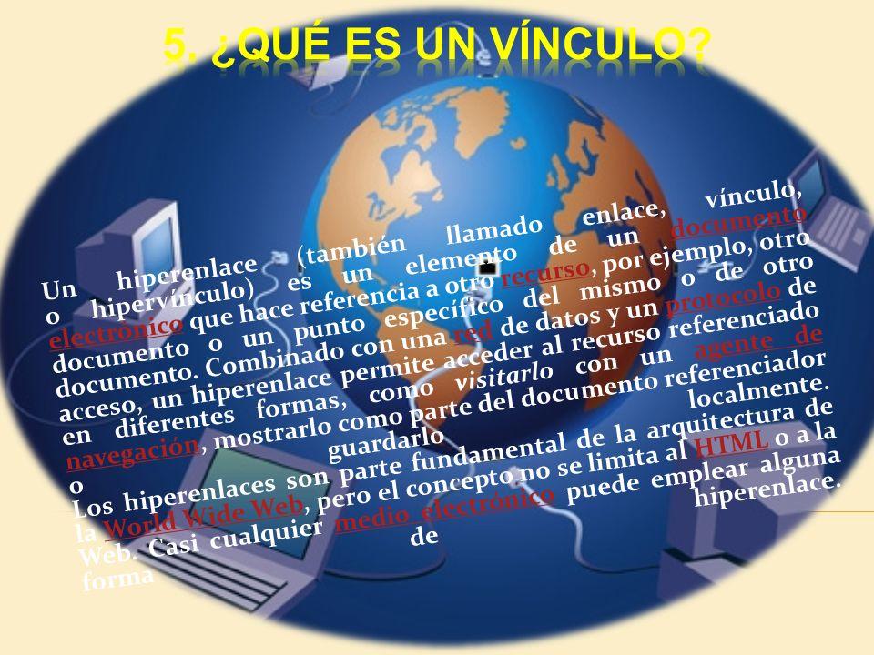 En informática, la World Wide Web, cuya traducción podría ser Red Global Mundial o Red de Amplitud Mundial , es un sistema de documentos de hipertexto y/o hipermedios enlazados y accesibles a través deInternet.informáticahipertextoInternet
