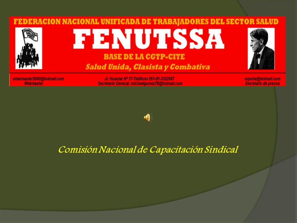Comisión Nacional de Capacitación Sindical