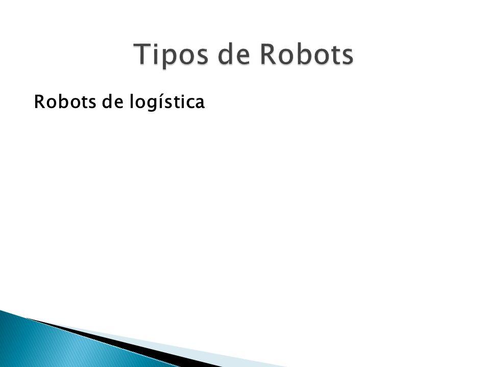 Robots de logística