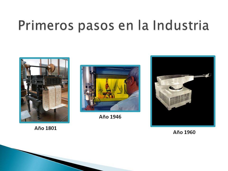 Producción Mejora en la automatización Células flexibles de producción Núcleos productivos adaptables según las necesidades.