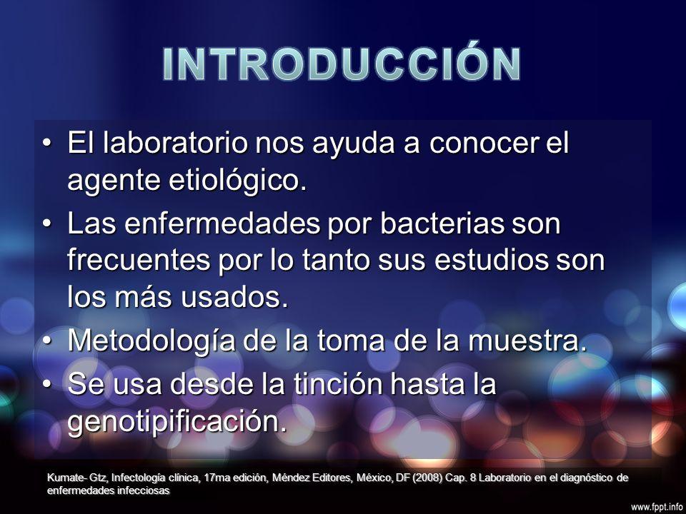 El anticuerpo marcado se hace reaccionar contra un preparado biológico Exposición de la muestra a una fuente de luz de onda corta (ultravioleta o azul) seleccionada.