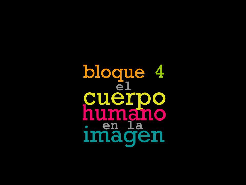 cuerpo identidad emoción vida muert e deseo memoria bloque 4 el cuerpo humano imagen en la