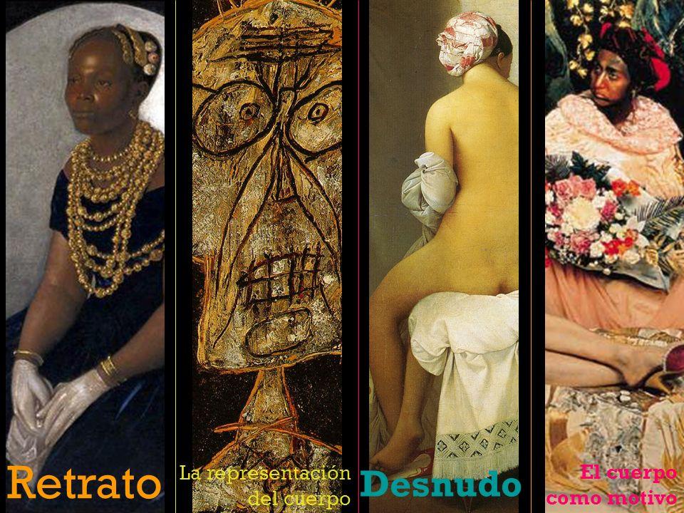 Retrato La representación del cuerpo El cuerpo como motivo Desnudo