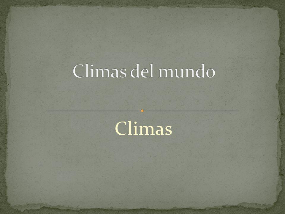 De esta forma, en México es posible encontrar climas fríos de alta montaña a unos cuántos centenares de kilómetros de los climas más calurosos de la l