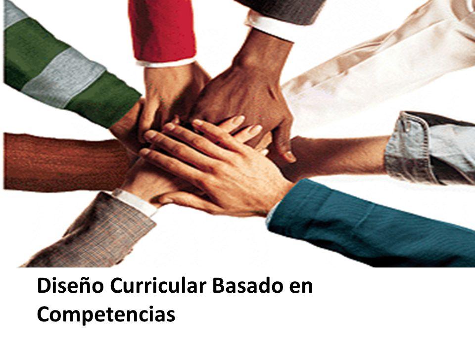 Desarrollo sistemático e instruccional de un curriculum Fase I.