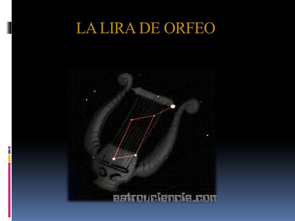 LA LIRA DE ORFEO