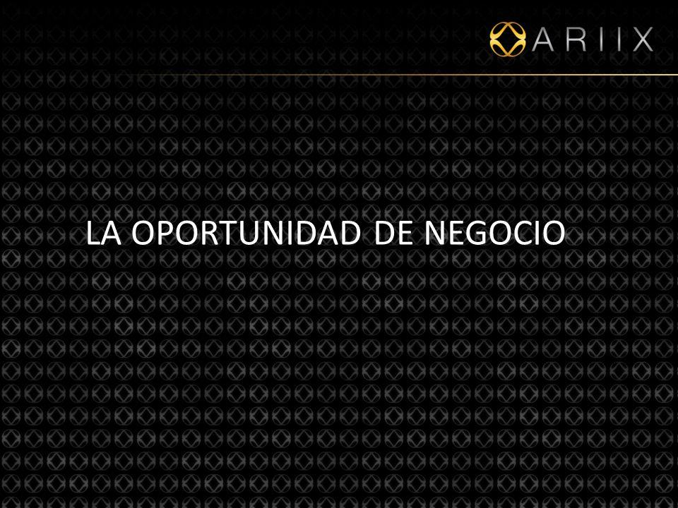 http://www.ariixlatino.net13 LA OPORTUNIDAD DE NEGOCIO