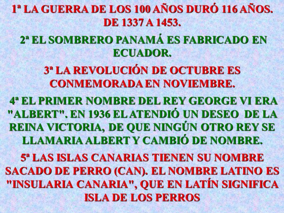 ATENCIÓN!!! SI USTED CREE QUE ES EXPERTO(A) Y SE RIÓ DE LAS RESPUESTAS DE LA RUBIA, VERIFIQUE LAS RESPUESTAS CORRECTAS.
