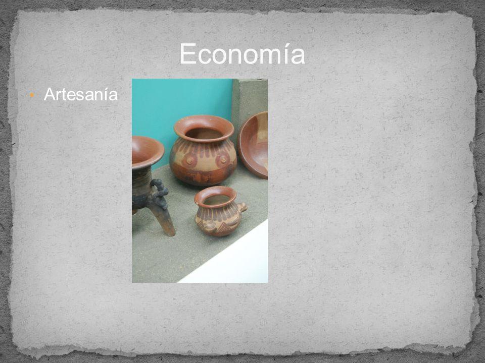 Artesanía Economía
