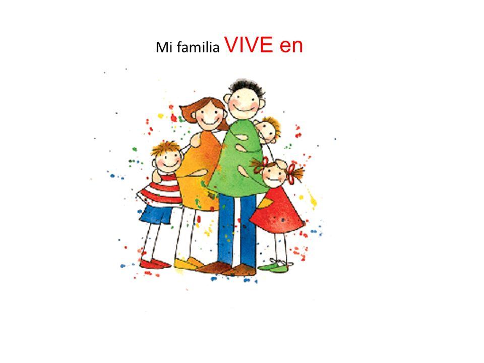 espacais C.O. Una familia que vive en toda España Completar la ficha ©Espacais 2011