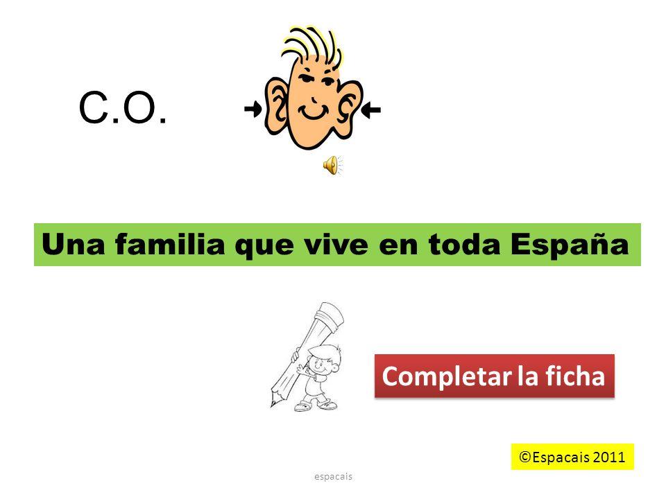 Descargar Documento 2, ficha alumno ©Espacais 2011