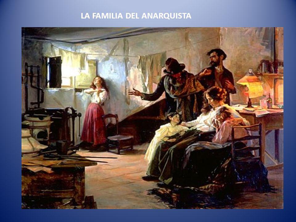 LA FAMILIA DEL ANARQUISTA