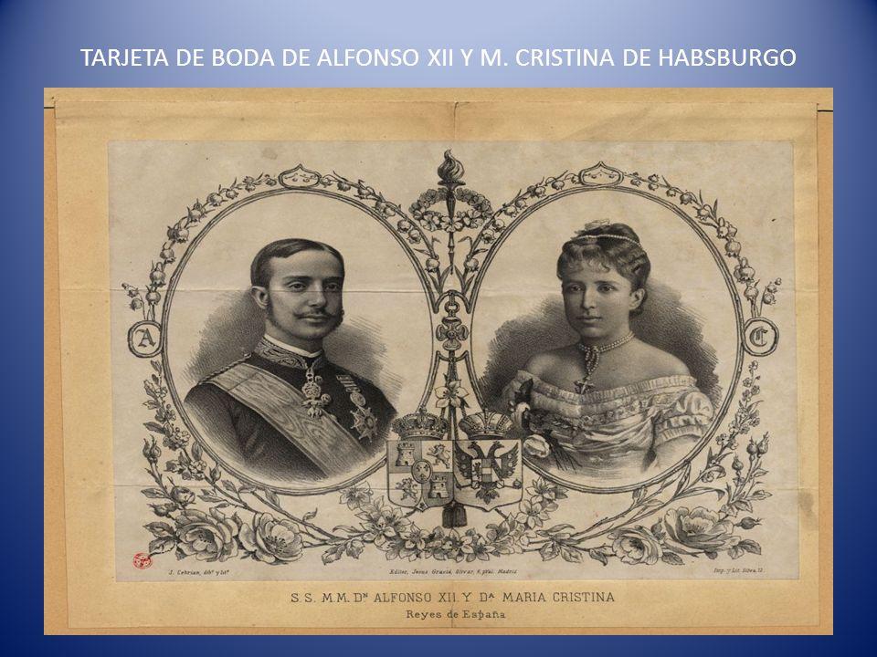 M. CRISTINA JURA LA CONSTITUCIÓN COMO REGENTE