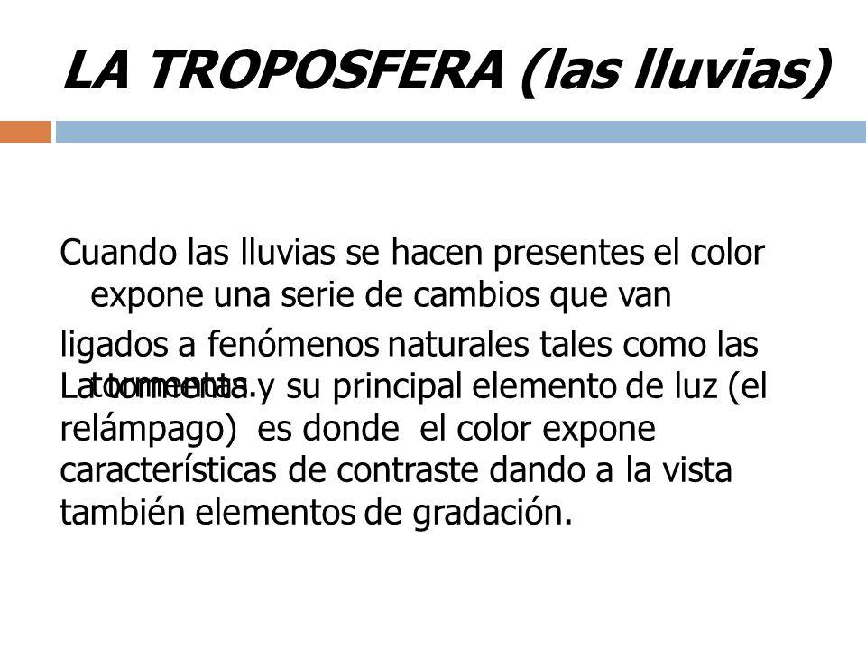 LA TROPOSFERA ( El Relámpago) http://www.tudiscovery.com/imagenes/galleries/galeria-de-relampagos