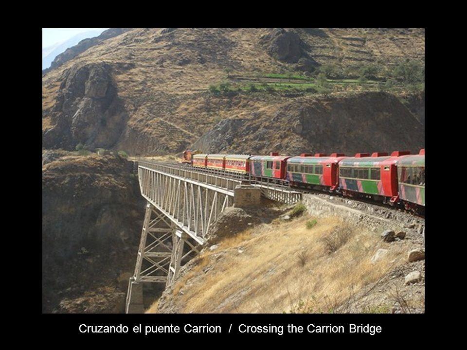 Punte Carrion, el más largo del recorrido ( 2000 m) – Km 84 Carrion Bridge, the larges of the trip (2000 m) – Km. 84