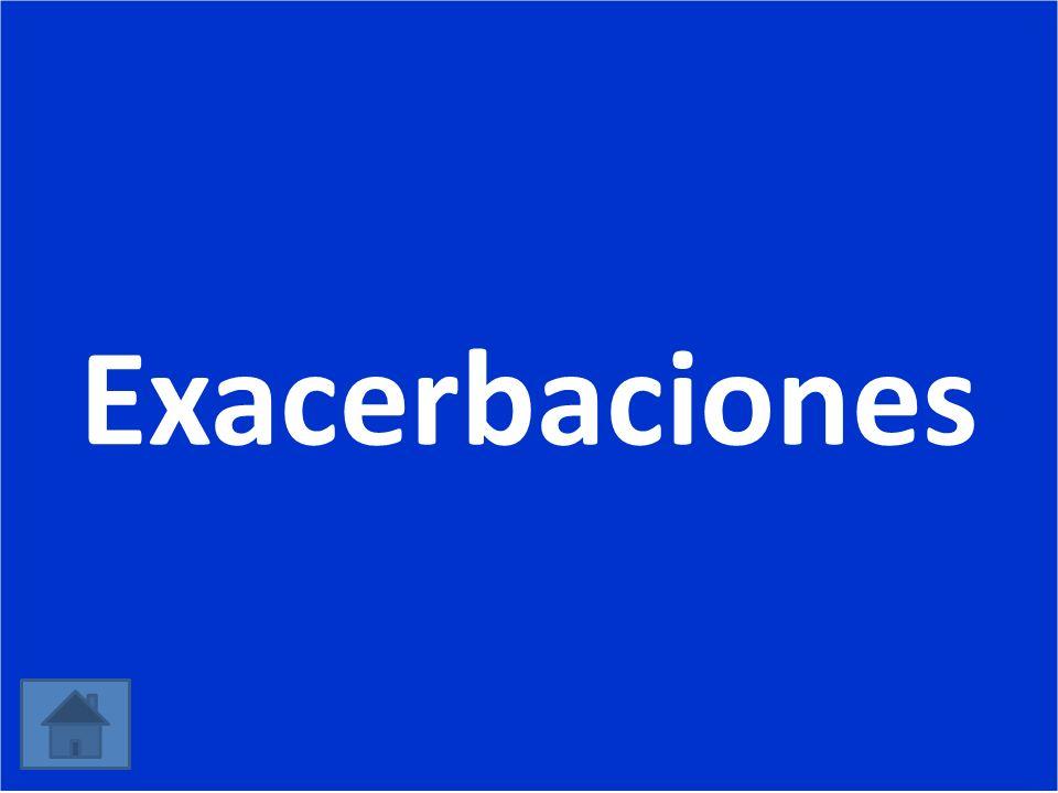 Exacerbaciones