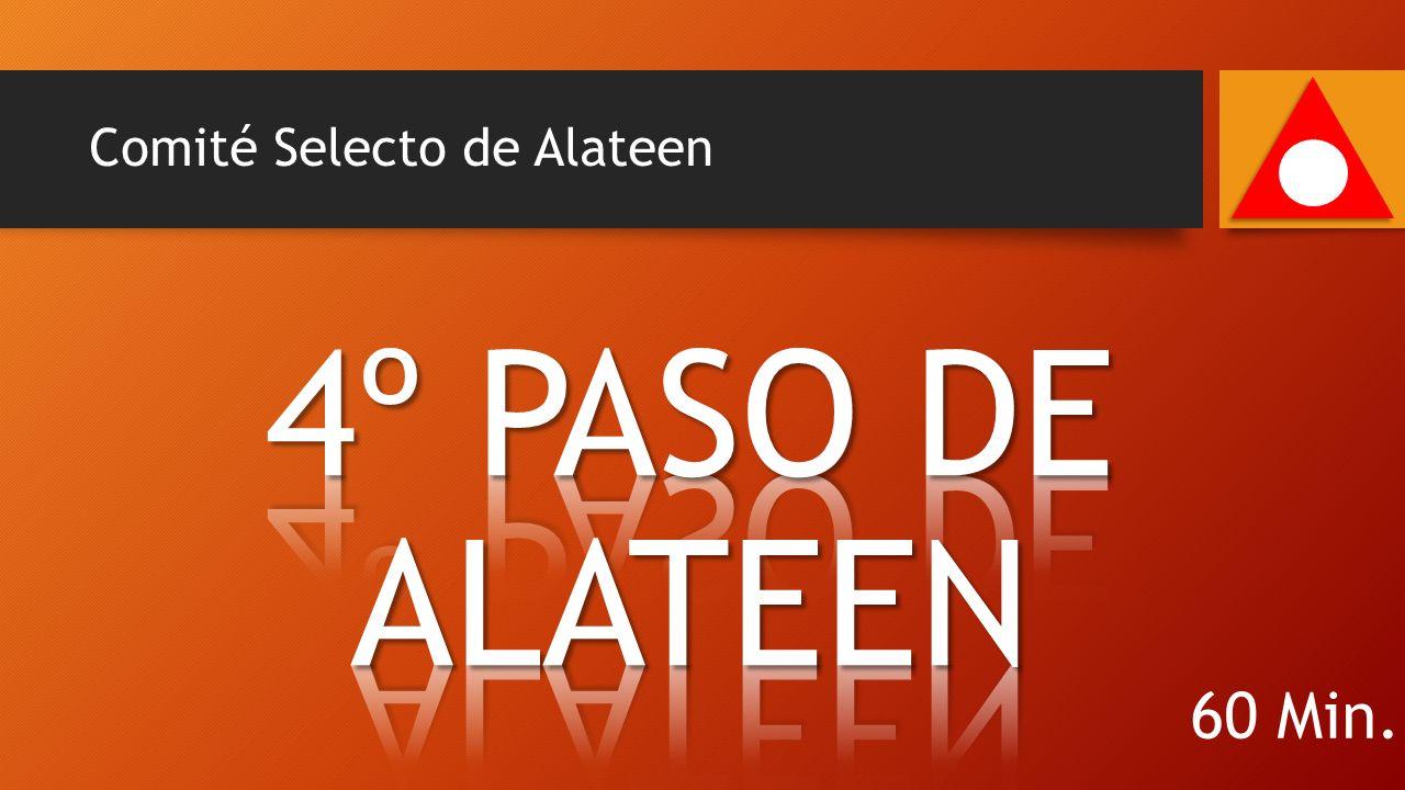 Comité Selecto de Alateen 60 Min.