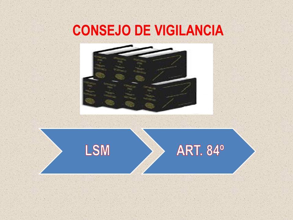 CONSEJO DE VIGILANCIA