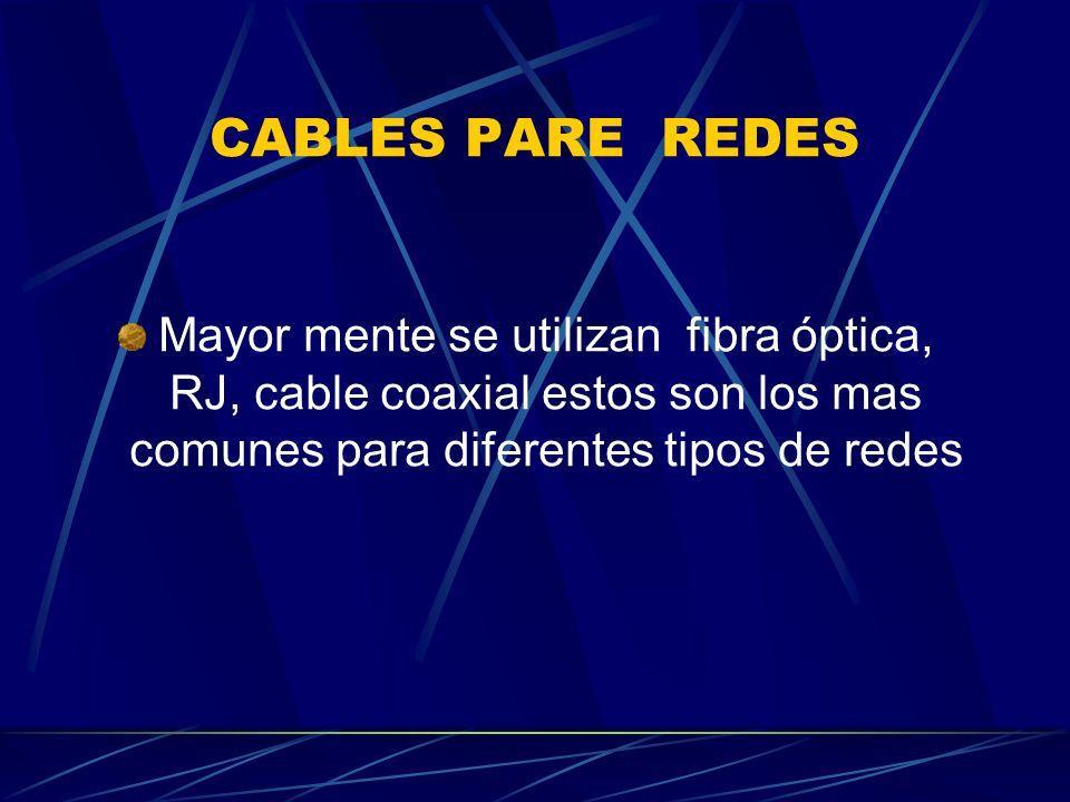 ESTRUCTURA DE REDES El servidor de estación de trabajo, tarjeta de interfase, sistema de cableado periféricos conectados a red y los sistemas operativos.