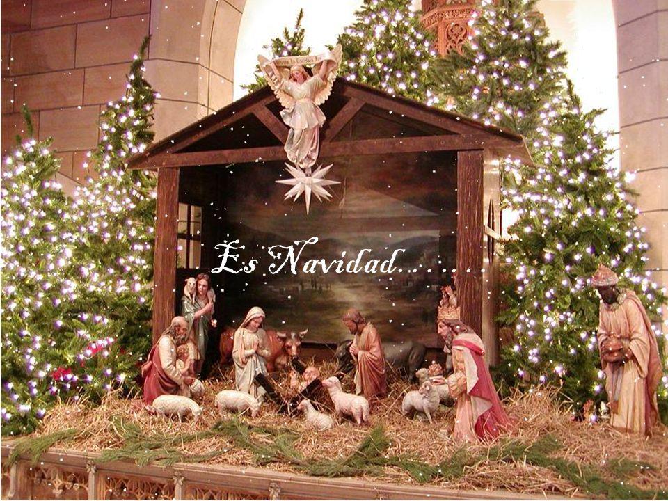 Es Navidad: Es Navidad….…