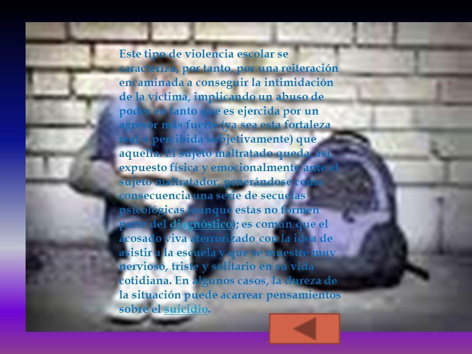 Se refiere a cualquier lesión infligida (hematomas, quemaduras, fracturas, lesiones de cabeza, envenenamientos), que no es accidental que provoca un daño físico o enfermedad en un niño.