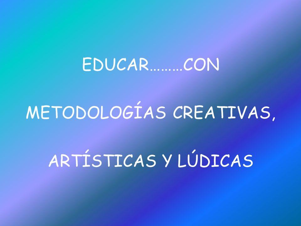 EDUCAR……….PARA EL AUTO CONOCIMIENTO, HABILIDADES, DESTREZAS Y TALENTOS