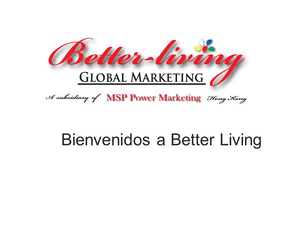 Bienvenidos a Better Living