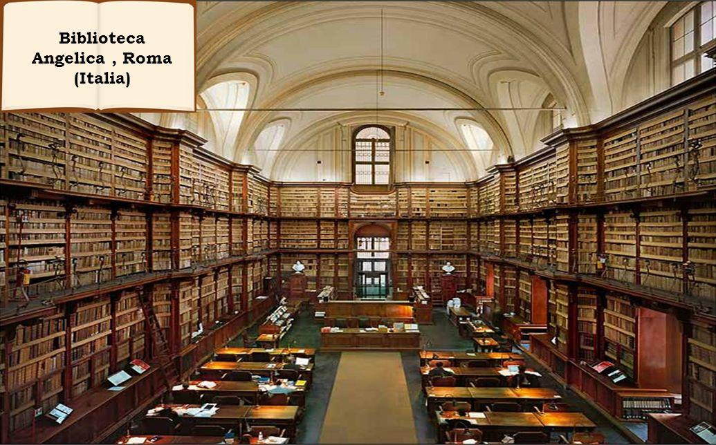 Biblioteca Sainte- Geneviève, París (Francia