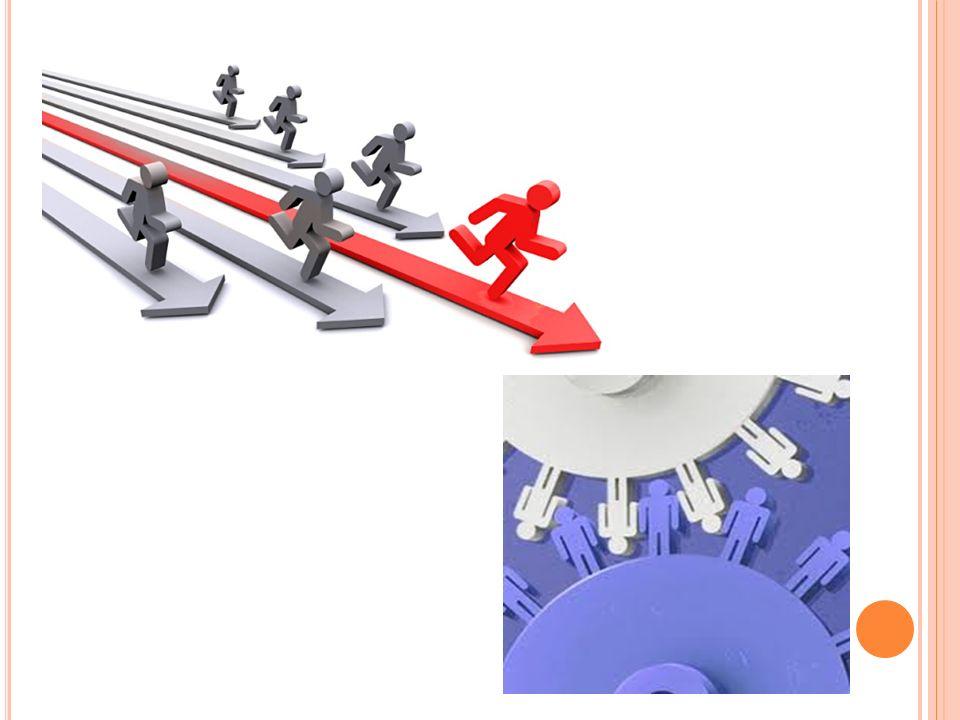 O TROS OBJETIVOS Genera resultados y reputaciones: tener oportunidades positivas y propicias al negocio.
