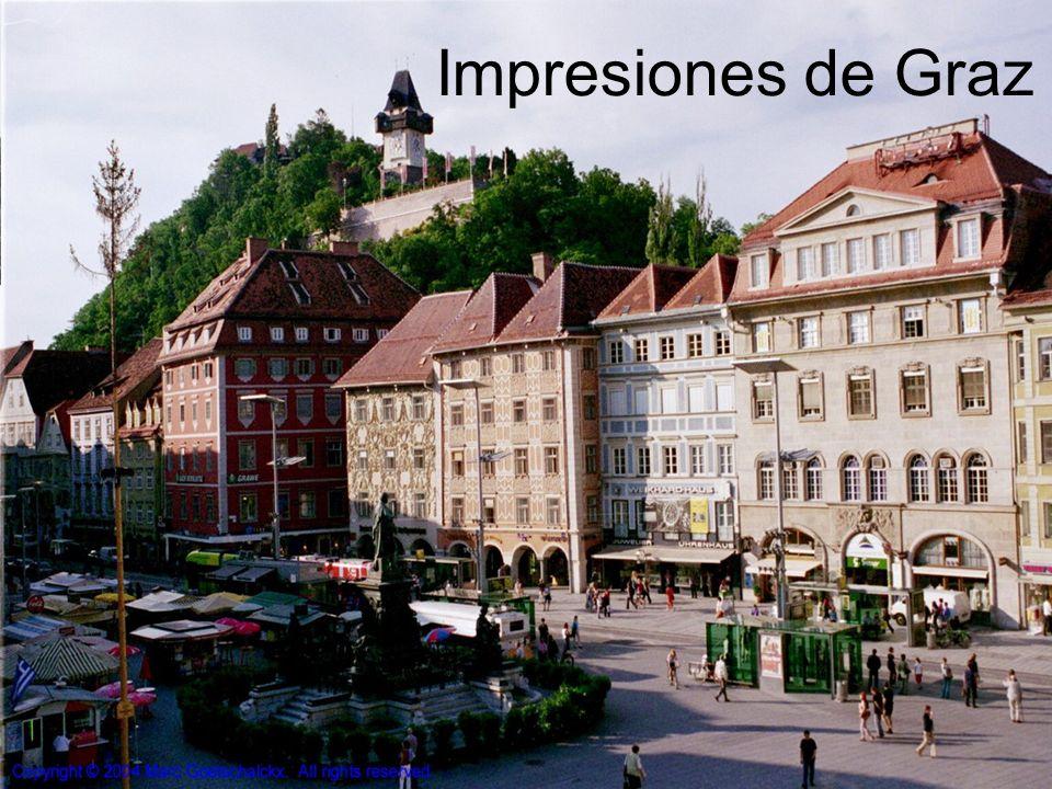 Impresiones de Graz