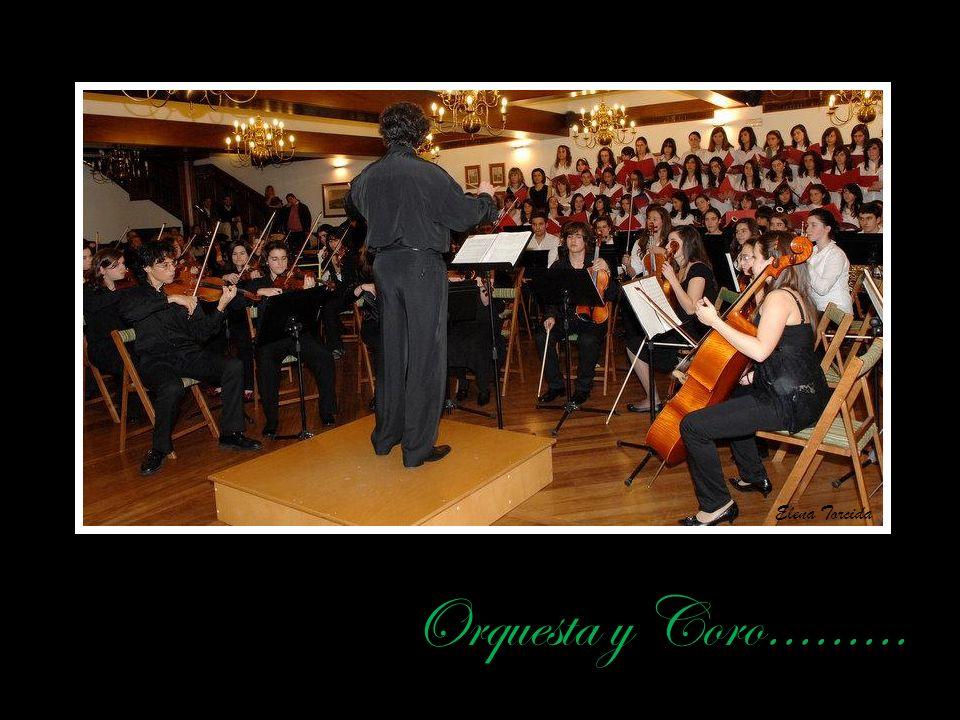 Director de Orquesta Emilio Otero