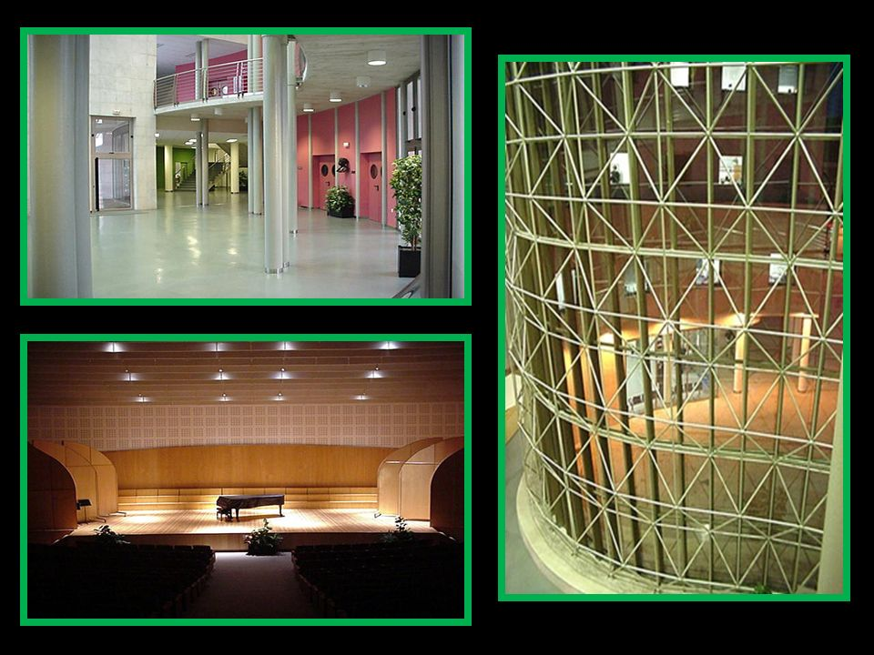 Conservatorio Profesional de Música Jesús de Monasterio