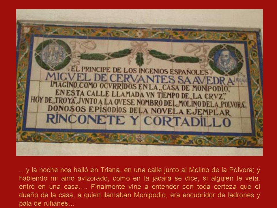 …habiendo llevado a sus enemigos desde la puerta de Jerez hasta los mármoles del colegio de maese Rodrigo… Perteneció al Colegio del mismo nombre, germen de la Universidad de Sevilla.