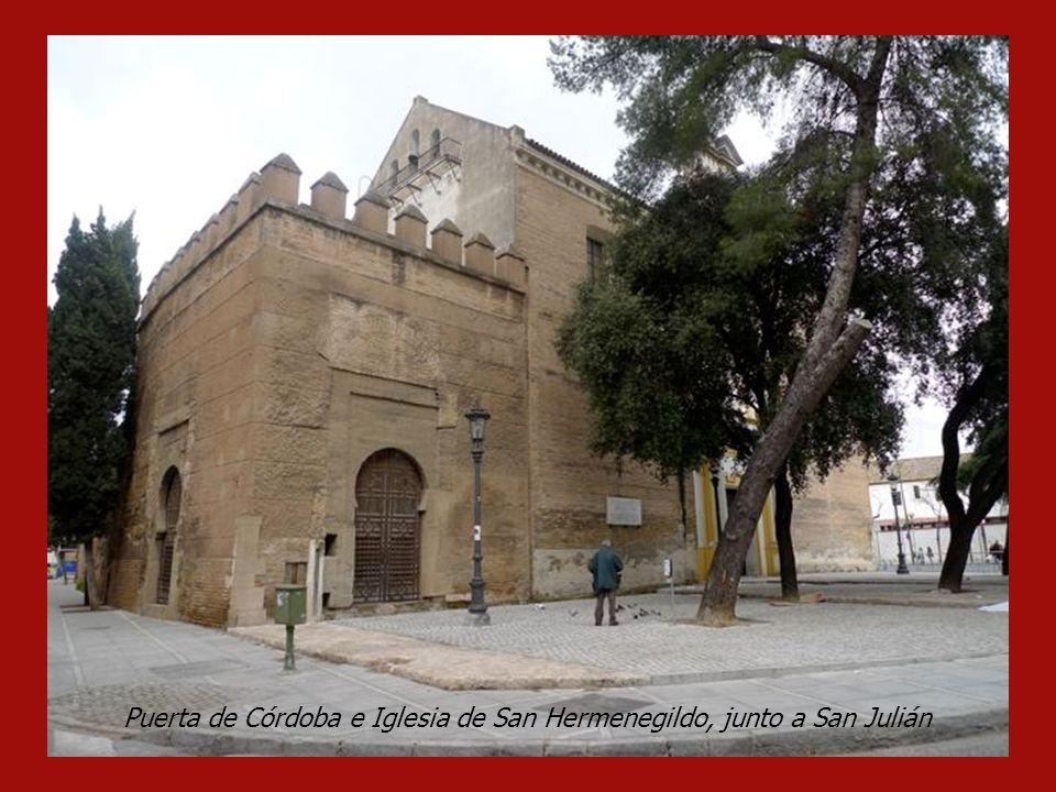 … al haberle dado noticia de que hacia los barrios de San Julián andaban ladrones… Iglesia de San Julián (S.XIV)